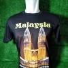 SOUVENIR MANCANEGARA KAOS MALAYSIA