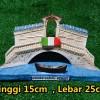 SOUVENIR MANCANEGARA PAJANGAN REPLIKA ITALIA
