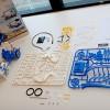 3 in 1 EDUCATIONAL SOLLAR STALLION KIT PEGASUS ROBOT TENAGA MATAHARI