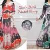 Set Hijab Gamis Syari Bergo Cisela Maxy Maxi B