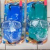 Alat Snorkling Untuk Anak 7-14thn Paket Fin, Kacamata, Snorkel