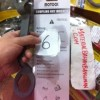 double hex hek wrench tang hexagonal 39x41 ring