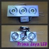 lampu downlight 3 watt