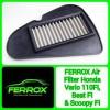 Ferrox vario 110fi, beat fi, scoopy fi
