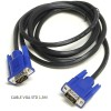 Cable VGA Copartnert 3 Meter Male to Male