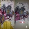Baju Fashion Wanita Korea Impor Color WHITE T23771