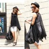 Baju FASHION WANITA Color BLACK T5556