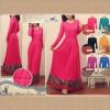 dress Elfaria Ethnic Line Maxi