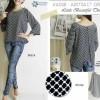 blouse Khintan Abstract Layer