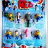 MINION SET WITH STAND