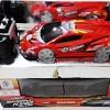 Rc Mobil Sport Musik Merah