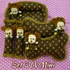 Boneka Mobil 3 in 1 Boneka MINI LV