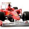 Ferrari Formula 1 F10 Diecast by BBurago Italy
