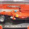 FERRARI F10 - FERNANDO ALONSO Diecast by BBurago (Limited edition)