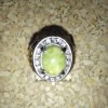 cincin batu akik giok green sojol