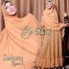 Busana Muslimah SAKURA SYARI By Be Glow