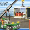 LEGO 7992 CITY Container Stacker