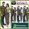Couple Setelan Rok n Blouse Kerja Kantor Batik lilit The Series