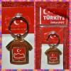 SOUVENIR MANCANEGARA GANTUNGAN KUNCI TURKI