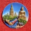 SOUVENIR MANCANEGARA MAGNET KULKAS THAILAND