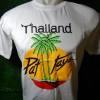 SOUVENIR MANCANEGARA KAOS THAILAND