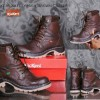 Sepatu Boots Kickers Kulit Murah#28