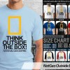 KAOS DISTRO OCEANSEVEN - NATIONAL GEOGRAPHIC OUTSIDE THE BOX