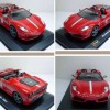 Ferrari Scuderia Spider 16M Red 1/32 Diecast by Bburago