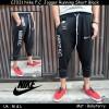 CJ031 Nike F.C  Jogger Running Short Black