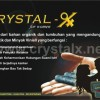 CRYSTAL X ORI BPOM