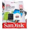 micro sd sandisk ultra 16 GB class 10  speed 48 mb/s