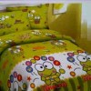 Bedcover Set Lovely Frog uk.100 t.25cm