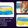 Australia Swimming Trunks M7014YBL  YellBlue