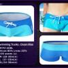 Australia Swimming Trunks M7014OBL  Ocean Blue