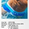 Australia Stripe Swimming Trunks M7015BL  Ocean Blue