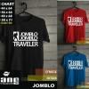 Kaos Jomblo Jomblo Traveler