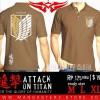 Polo Anime Attack On Titan