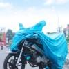 Cover Motor Mobil Sepeda Tas Bushido