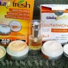 Gluta Fresh Glutathione Whitening Series 3 in 1