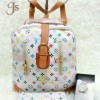promo 3in1 ransel lv white bag - new arrival 2 Aug 2015