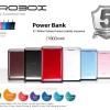 Sanyo Probox MyPower PowerBank 7800mAh HE1-78U2