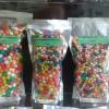 Plastik Zipper Kombinasi Stand Up 16x29 cm