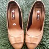HIGH HEELS mocca ribbon