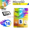 MicroSD W-Stor 16 GB Class 10