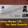 Desktop Charger/ Magnetic Charging Dock L36 For Sony Experia Z