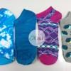 Kaos kaki pendek dewasa mata kaki pria wanita neon sock