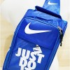 Tas Sepatu Nike Biru Slingbag