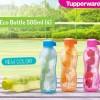 Tupperware Eco Bottle 500 ml Tempat Minum Botol 500ml