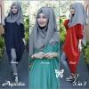 Ayudia Hijab Batwing