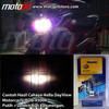Lampu Motor Hella Day View HS1 Warna Putih 4500K, Terang & Fokus